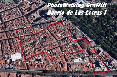 PhotoWalking Las Letras I