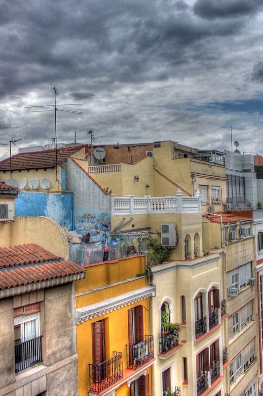 La terraza de la casa de granada m sica y pitanzas for Casa de granada terraza madrid