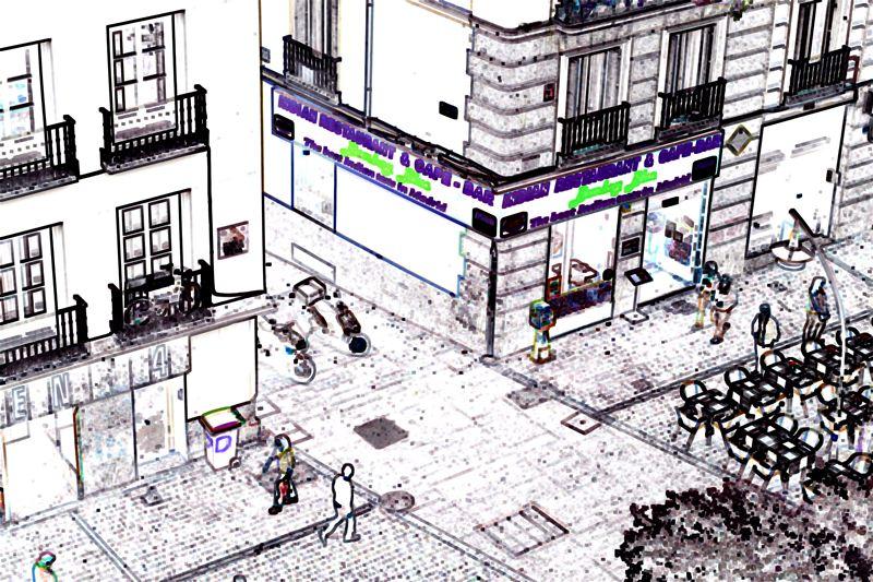 La terraza de la casa de granada m sica y pitanzas for Terraza la casa de granada madrid