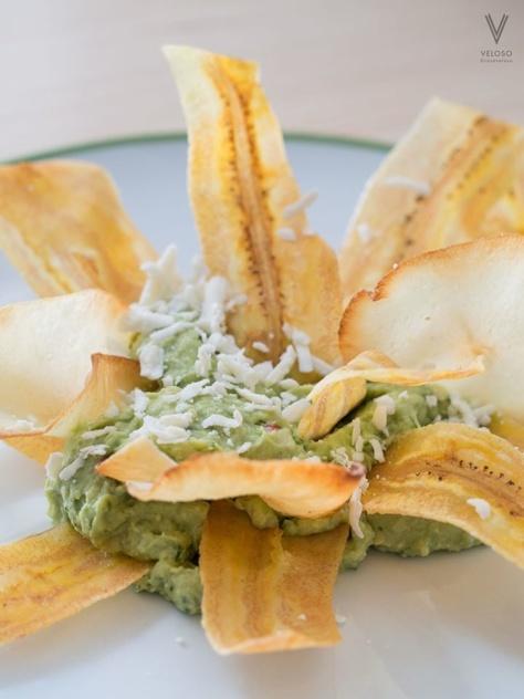 chips guacamole