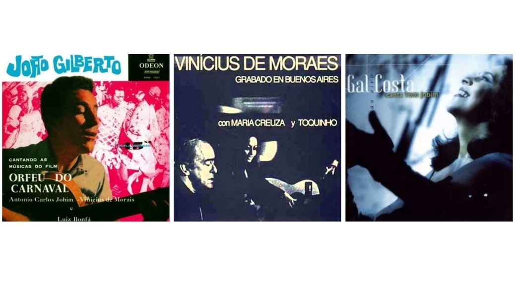 Grandes Temas De Bossa Nova A Felicidade Música Y Pitanzas