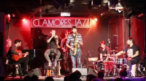 clamores flamencos jam