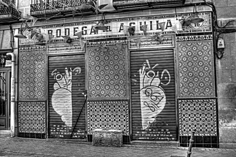 MIECOLES EL AGUILA