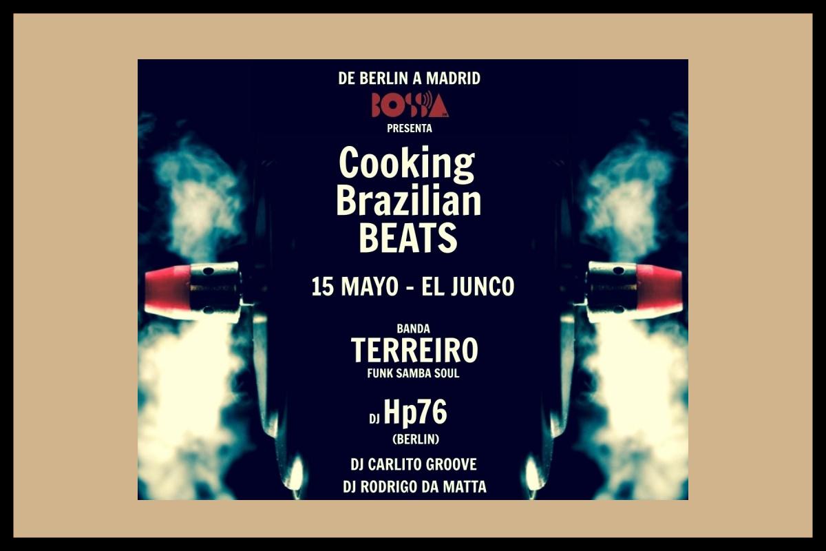 cooking brazilian beats