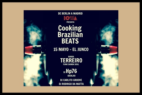 cooking brazilian beats
