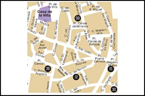 mapa la latina pincho week jueves 16