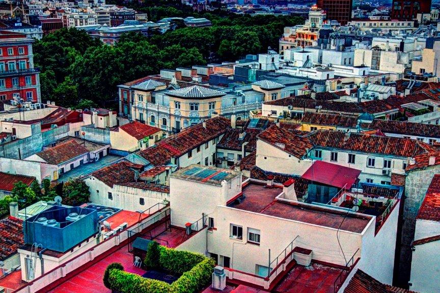La terraza 360 del tico casa de suecia m sica y pitanzas for La terraza de la casa del soldado