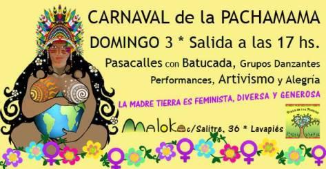 carnaval en lavapies