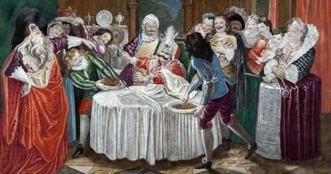 el festin de sancho