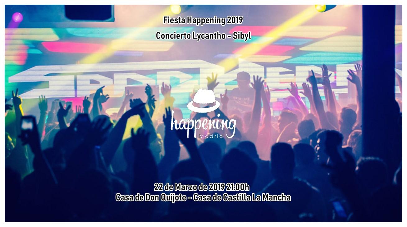 fiesta happening 2019
