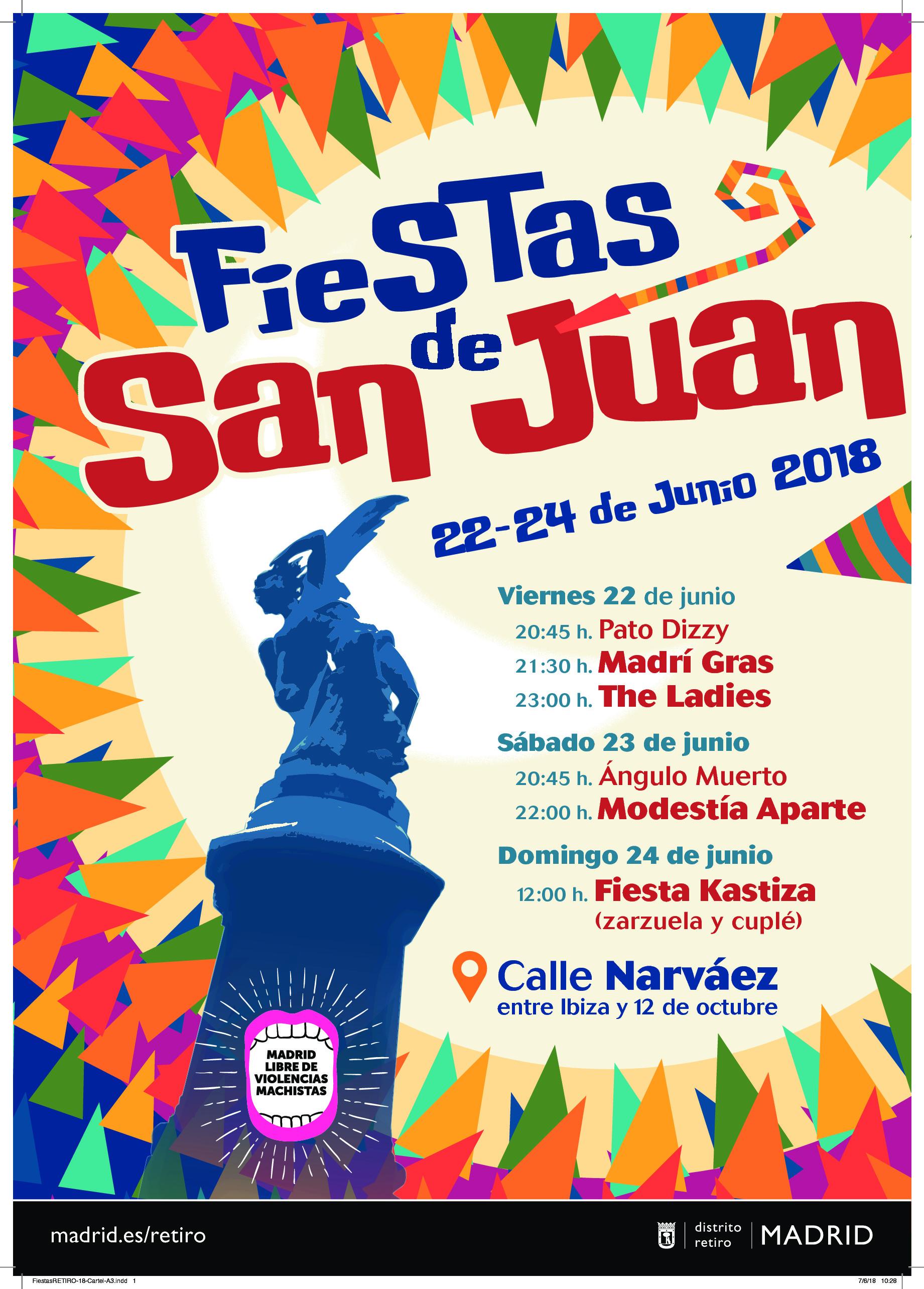 fiesta de san juan retiro - Solsticio de verano en Happening Madrid. Experiencias mágicas.