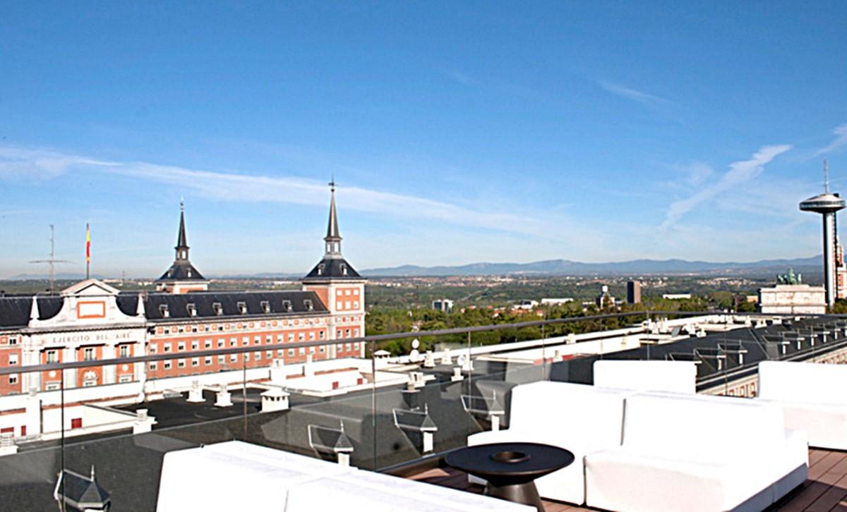hotel exe color - Solsticio de verano en Happening Madrid. Experiencias mágicas.