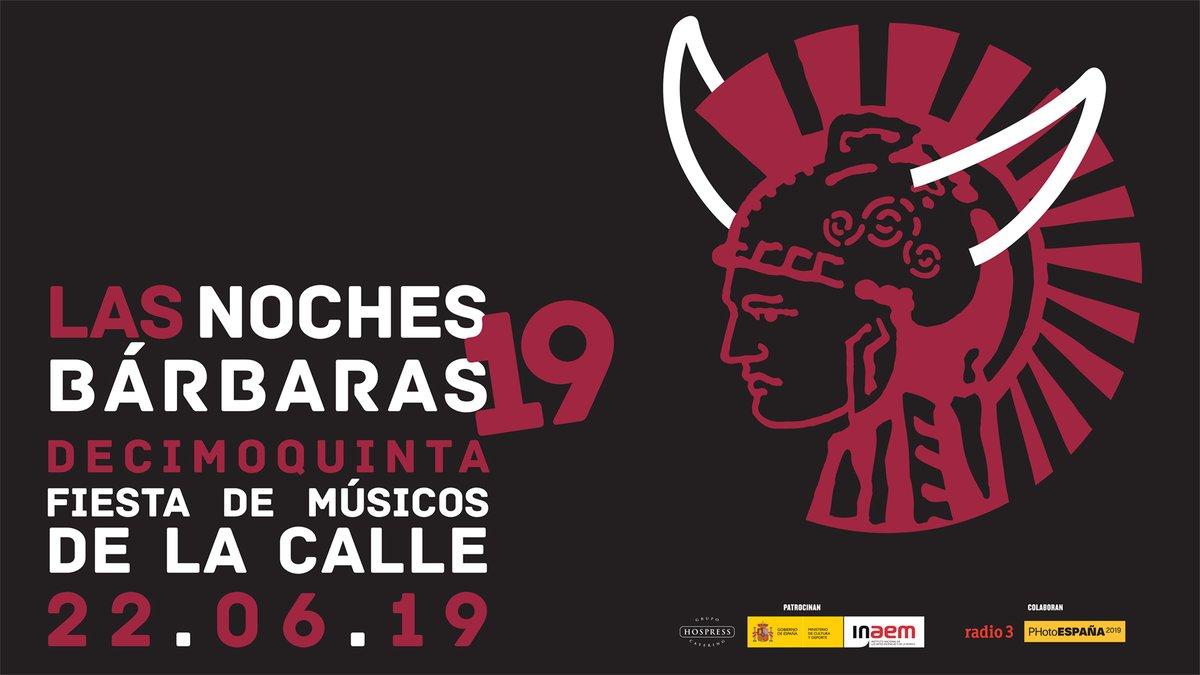 noches barbaras 19 - Solsticio de verano en Happening Madrid. Experiencias mágicas.