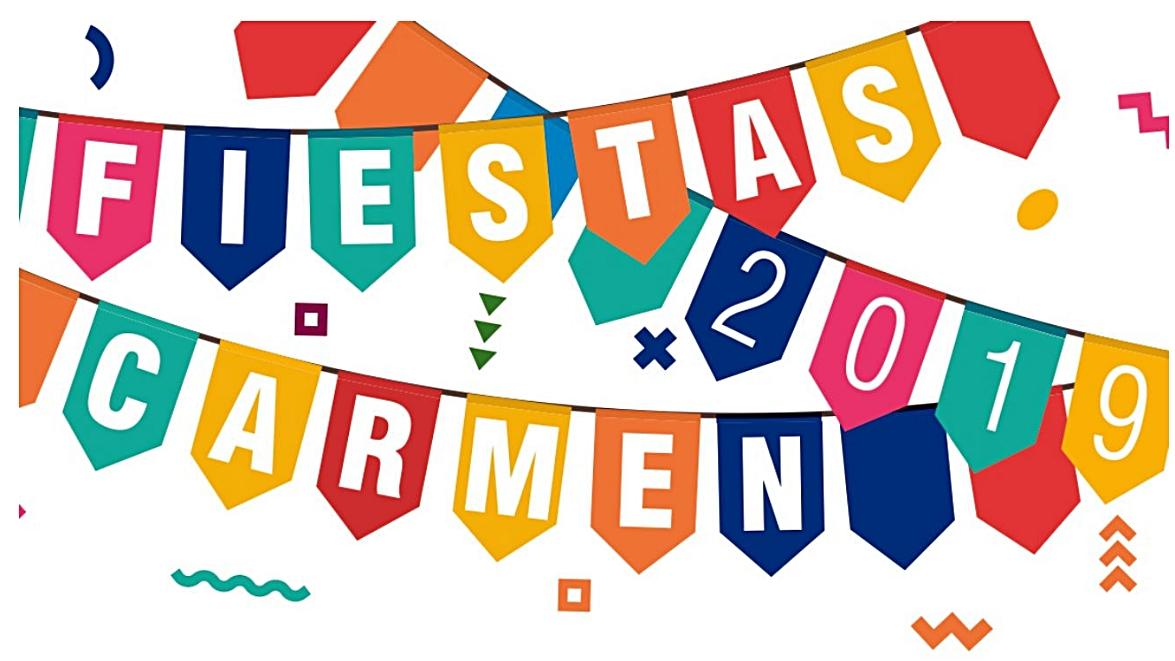 Fiestas del Carmen 2019