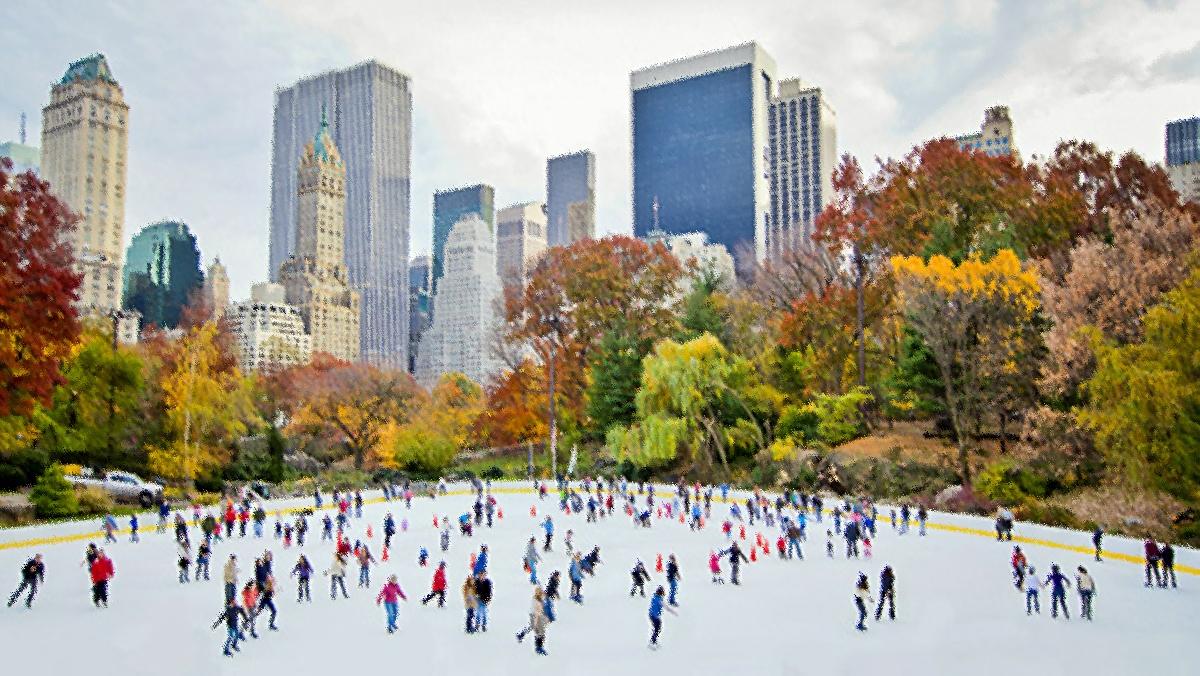 plan patinaje - Un buen comienzo para un fantástico 20-20